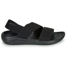 Crocs 206081-060 LiteRide Stretch Sandal W női szandál