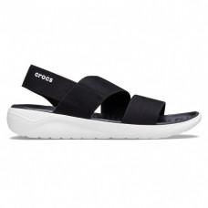 Crocs 206081-066 LiteRide Stretch Sandal W női szandál