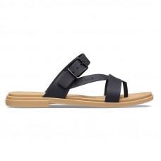 Crocs 206108-00W Tulum Toe Post Sandal W női szandál