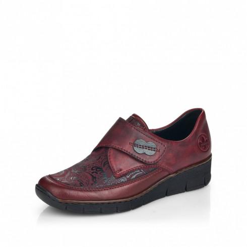 Rieker 537C0-35 női félcipő