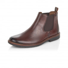 Rieker 35382-25 férfi bőr cipő barna