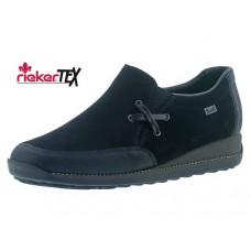 Rieker 44259-00 női félcipő