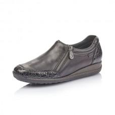 Rieker 44294-45 női félcipő