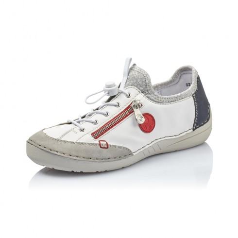 Rieker 52563-40 női félcipő