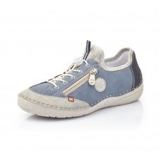 Rieker 52563-41 női félcipő