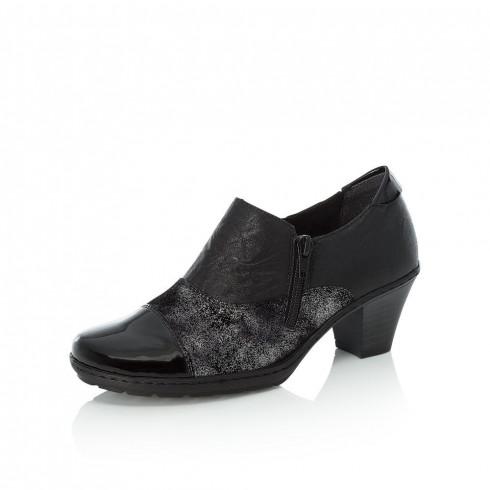 Rieker 57173-01 női félcipő