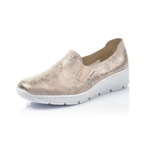 Rieker 587B0-62 női félcipő