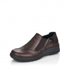 Rieker L7178-25 női vízálló cipő