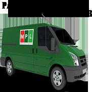 MPL futár